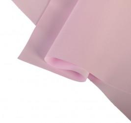 Фоамиран иранский 0,8-1 мм, Светло-розовый 30х30