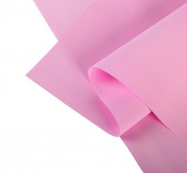 Фоамиран иранский 0,8-1 мм, тёмно-розовый 30х30