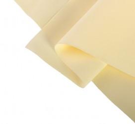 Фоамиран иранский 0,8-1 мм, Античный белый, 30х30