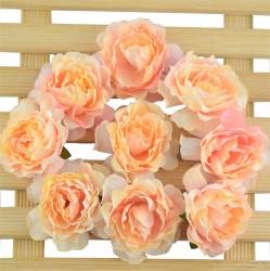 Цветок из искусственного шелка 4-5 см, 1 шт.