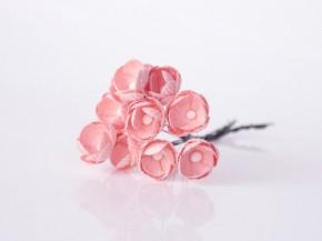 ЛЮТИКИ розово-перскиковые светлые 1 шт.