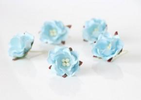 Цветок яблони Голубой 1 шт.