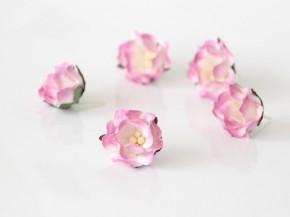 Цветок яблони Розовый+ белый №2, 1 шт.