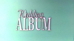 "Чипборд ""Wedding Album"""