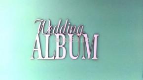 """Чипборд """"Wedding Album"""""""