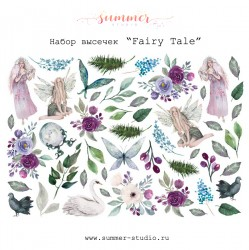 "Набор высечек ""Fairy tale"", 330 гр"