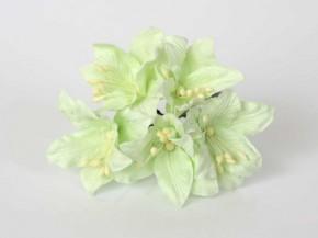 Лилии светло-зеленые, 1 шт