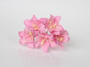 Лилии розовые, 1 шт