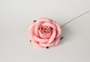 Maxi розы 5 см розовоперсиковые, 1 шт