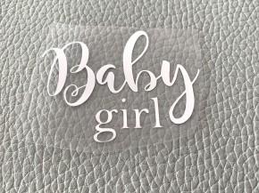 Baby girl Серебро