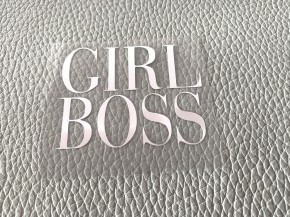 Girl Boss Серебро