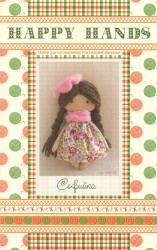 Набор для изготовления текстильной игрушки Софийка,15 см