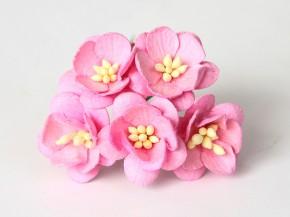 Цветок вишни Розовый, 1 шт