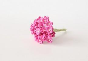 Цветок вишни Фуксия мини, 1 шт